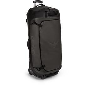 Osprey Rolling Transporter 120 Duffel Bag, negro